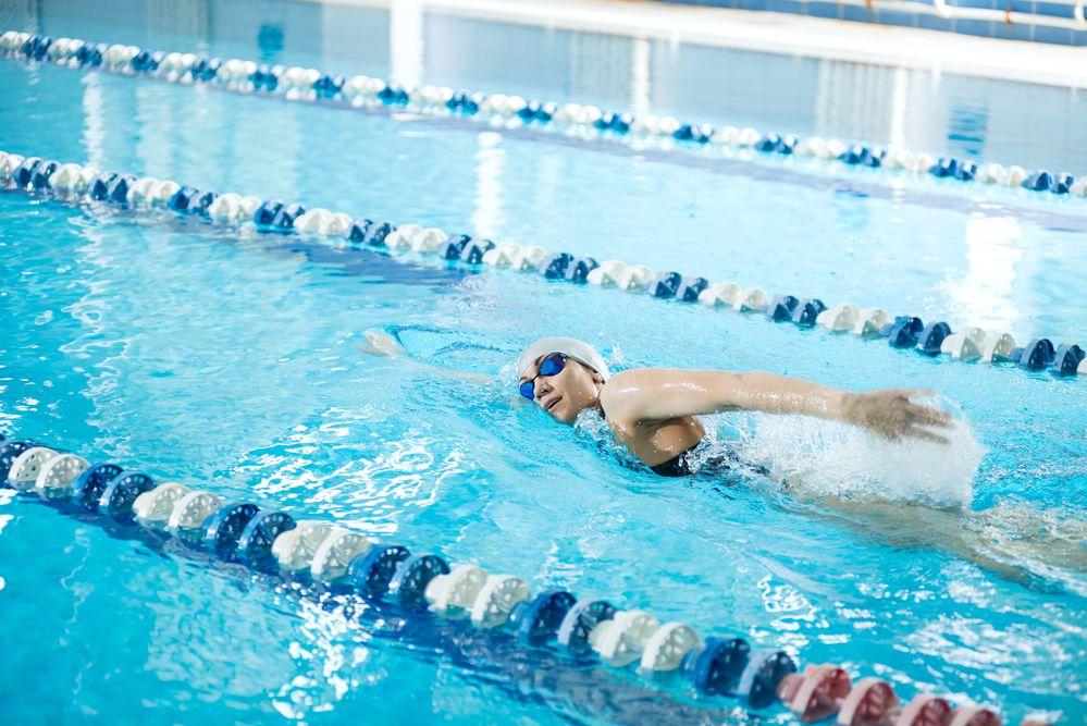 natação para mulheres