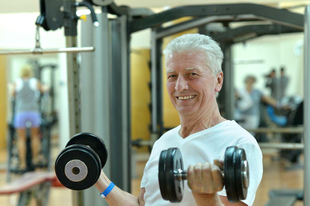 musculação masculina