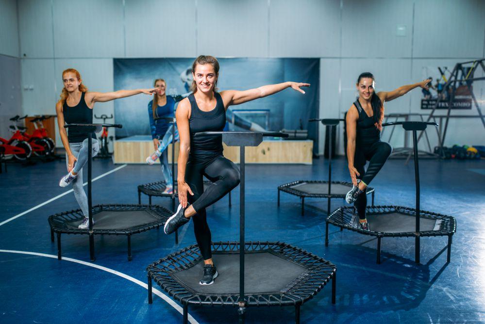 aula de jump
