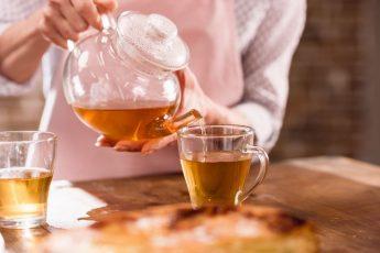 chás e emagrecimento