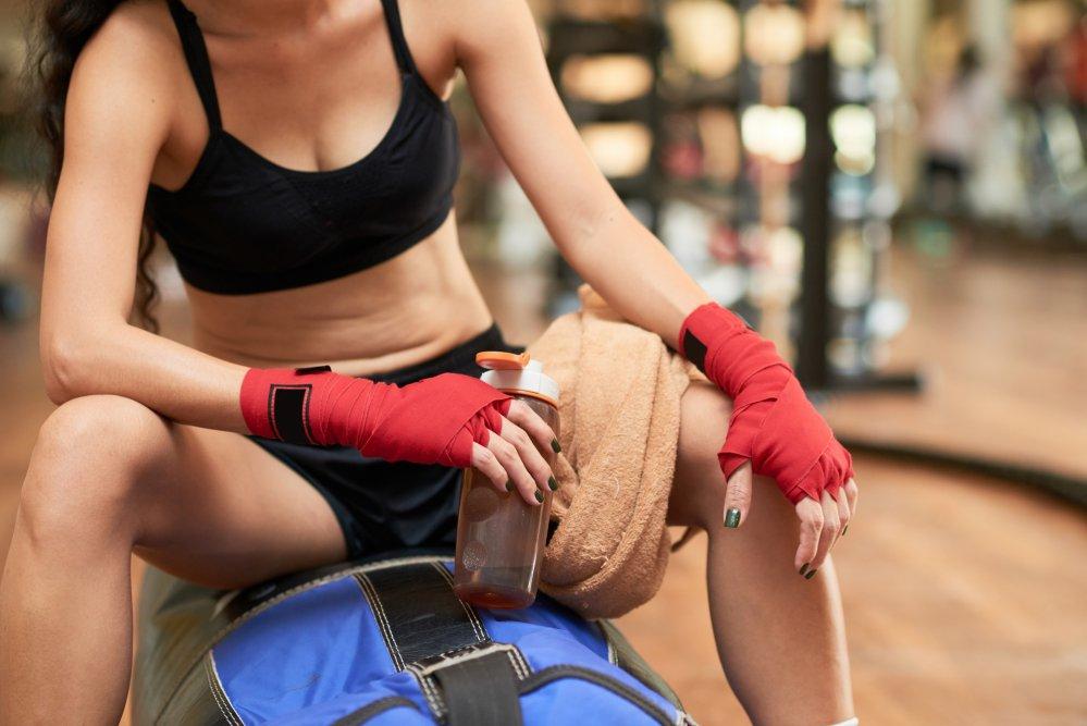 como acelerar a recuperação muscular