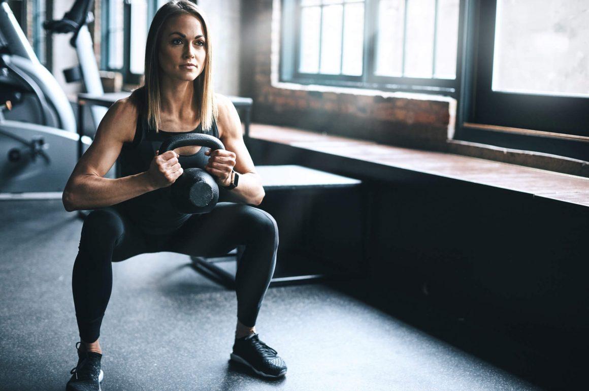iniciantes na musculação