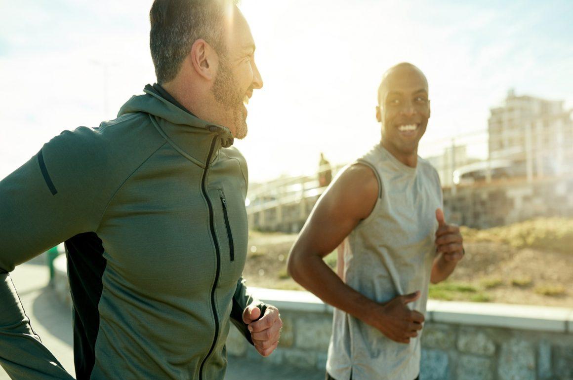 qual a importância do hábito de correr