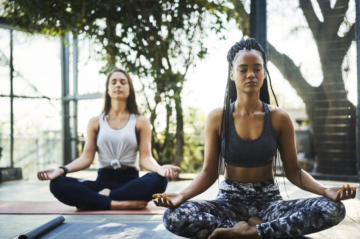 meditação e atividade física