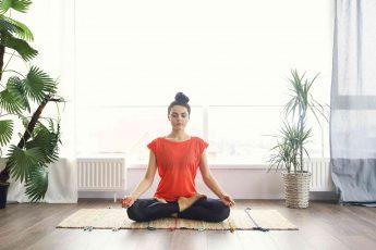 benefícios da meditação associada a exercício físico