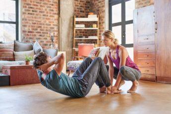exercícios para casais
